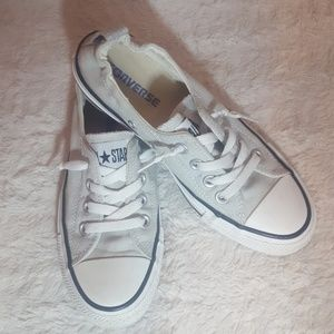 Converse Gray Shoes
